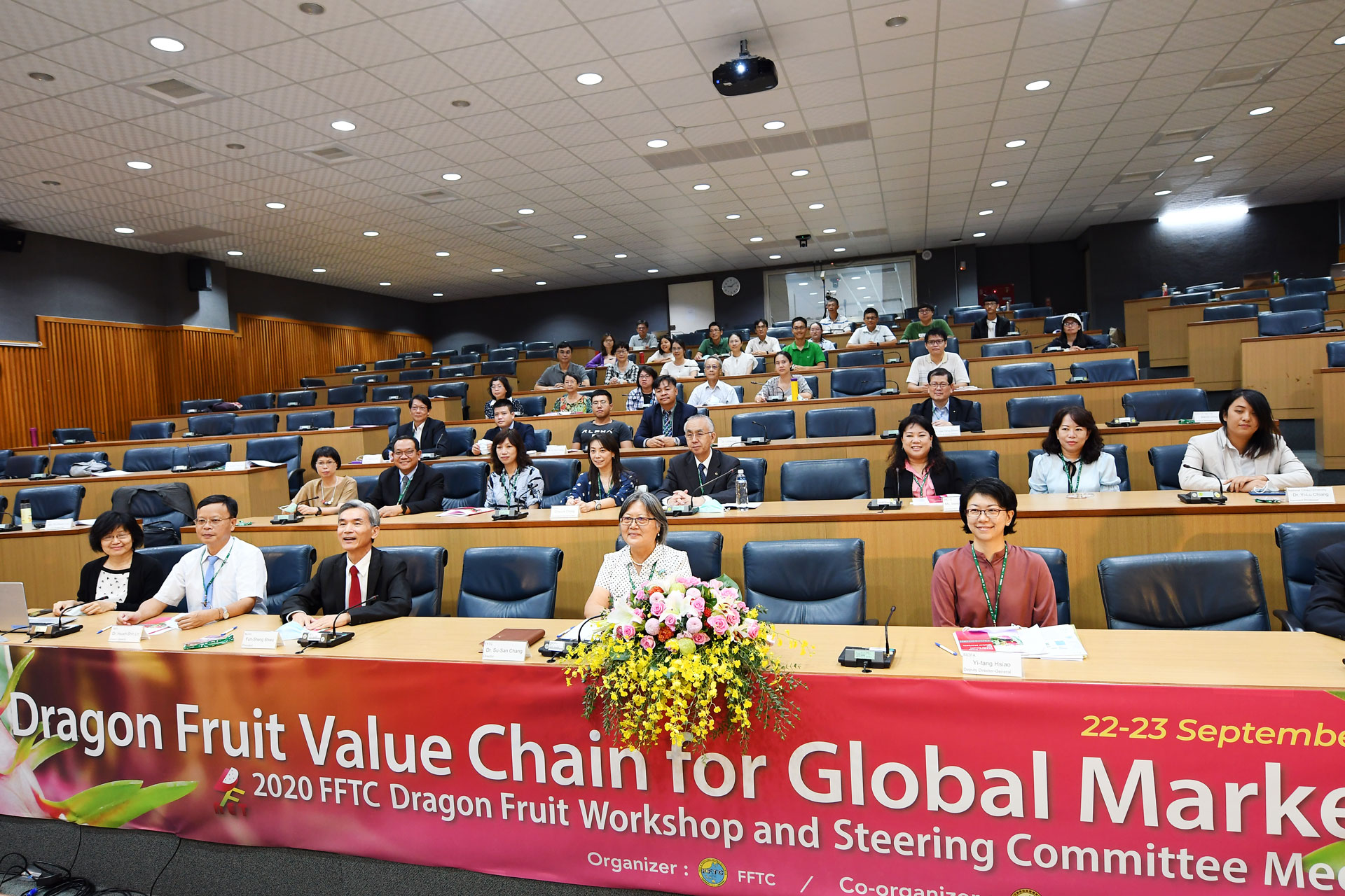 2020 Dragon Fruit Workshop and Steering Committee Meeting - Dragon Fruit Value Chain for Global Market