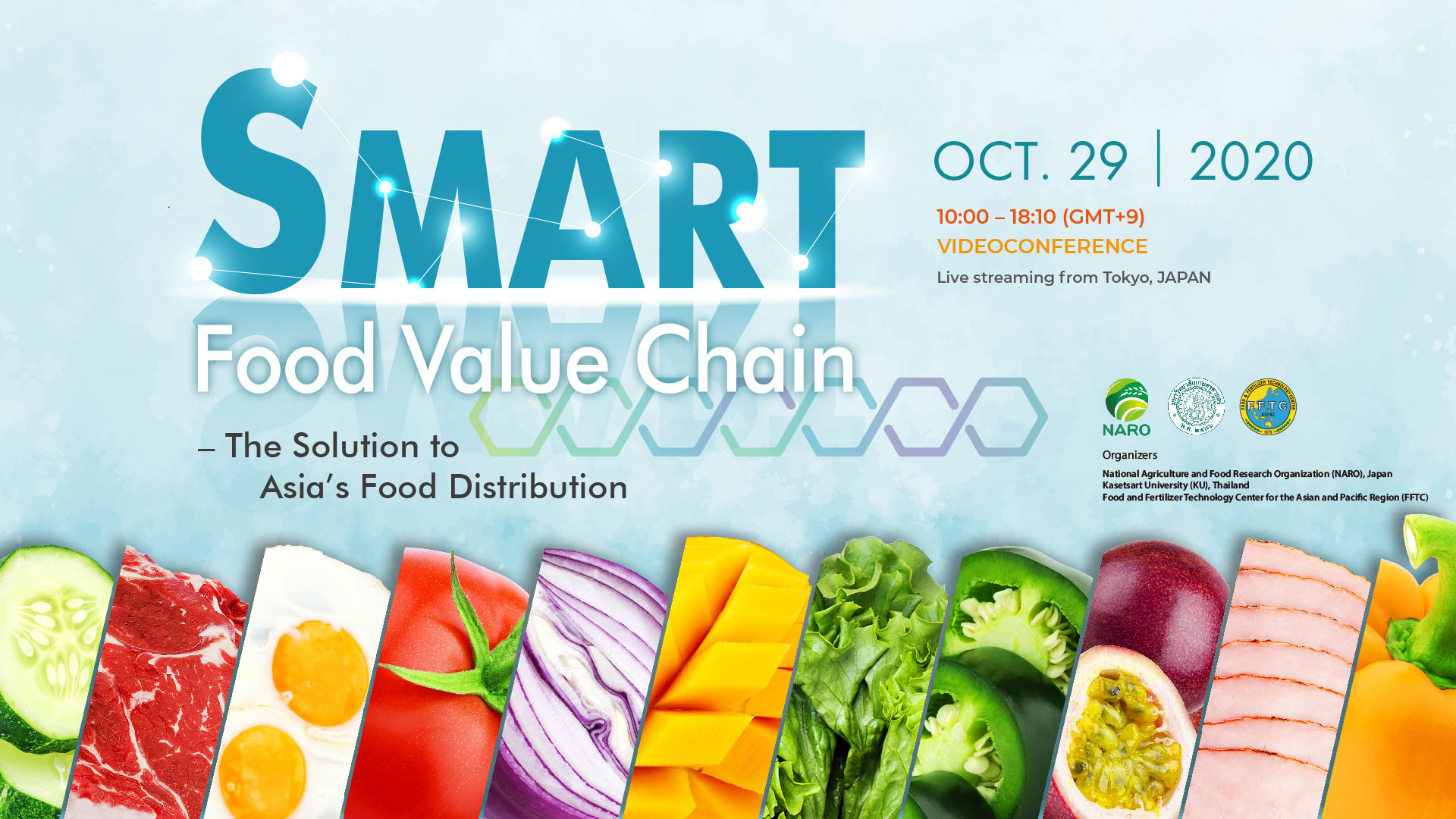 Smart food value chain – the solution to Asia's food distribution
